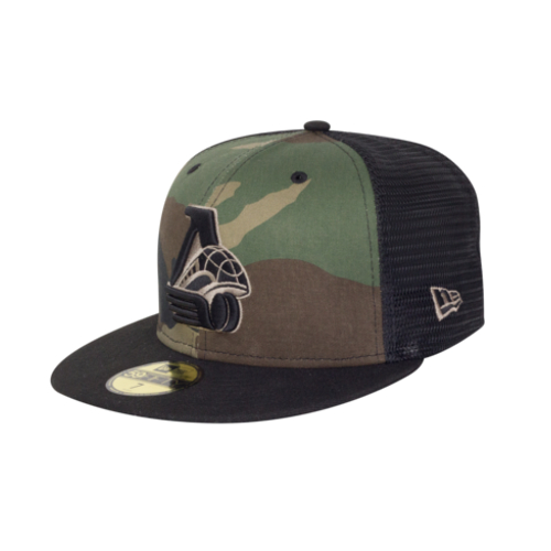 Бейсболка New Era 59FIFTY CAMO
