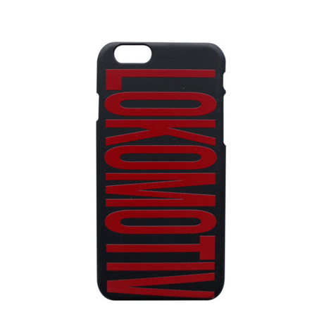 "Кейс для iPhone 6 Plus ""Lokomotiv"" черный"