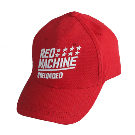 "RM Бейсболка ""Red Machine reloaded"" AG0127"