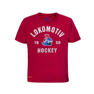 "Футболка ""LOKOMOTIV HOCKEY"" мужская"